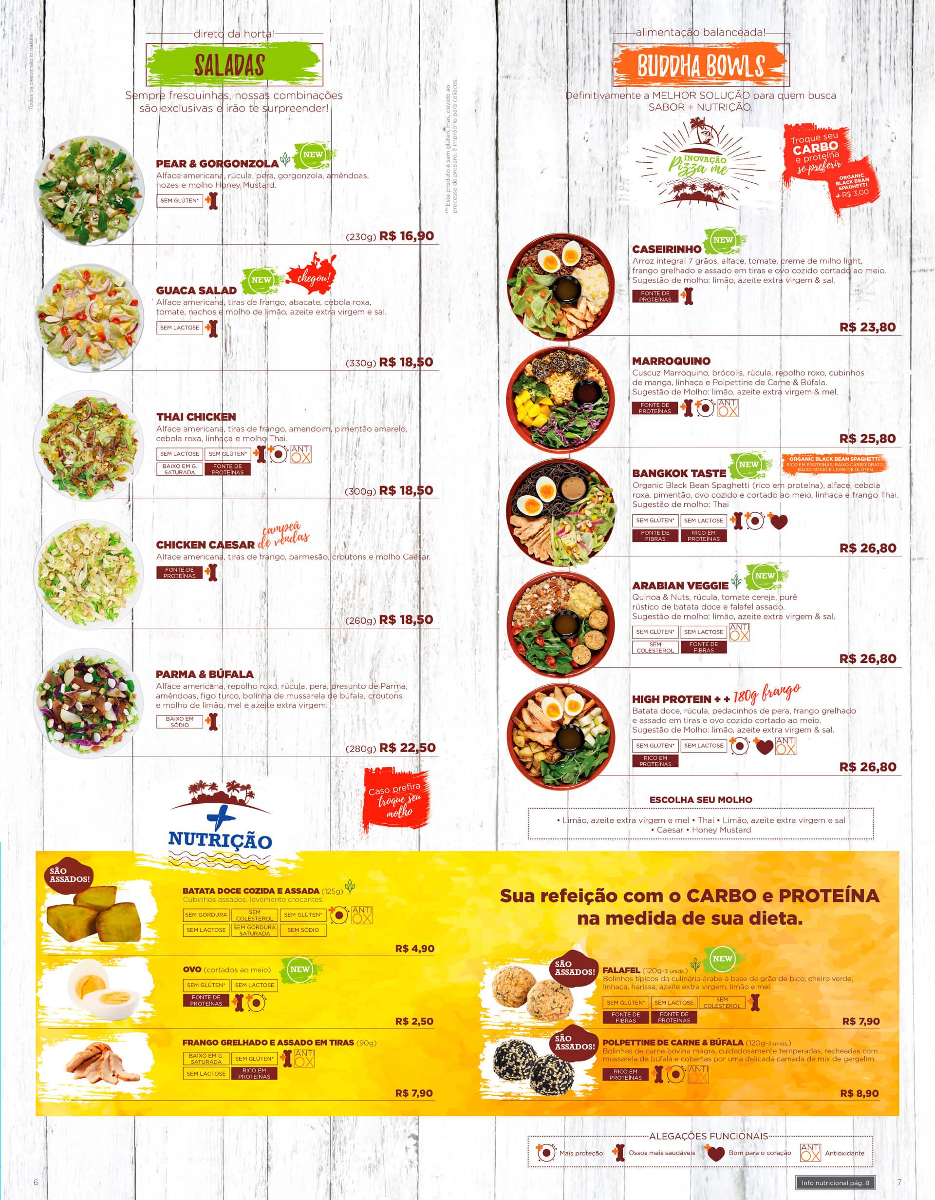 Franquia alimentação saudável